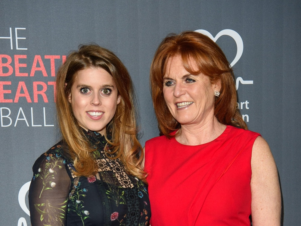 Duchess Of York Leads Birthday Tributes For Princess Beatrice