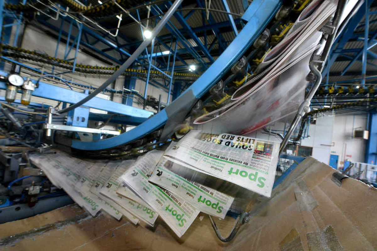 Chance to add voice to Shropshire Star's fight over newspaper legislation