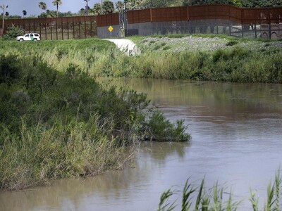 Migrant boy, 3, found alone on US-Mexico border