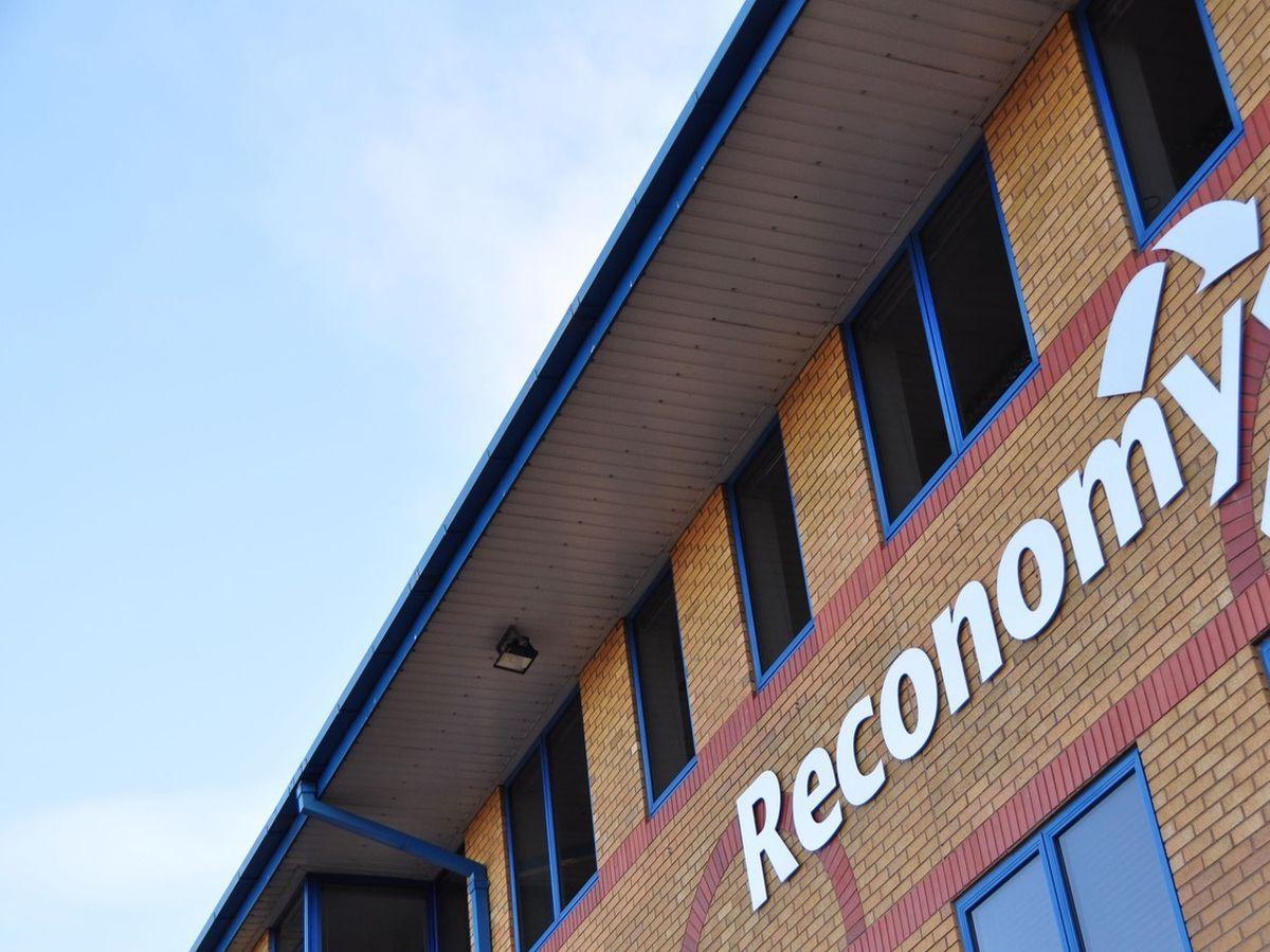 Reconomy's Telford office