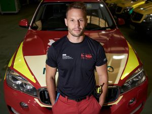 Critical care paramedic Tom Waters stars in new documuentary series Ambulance: Code Red