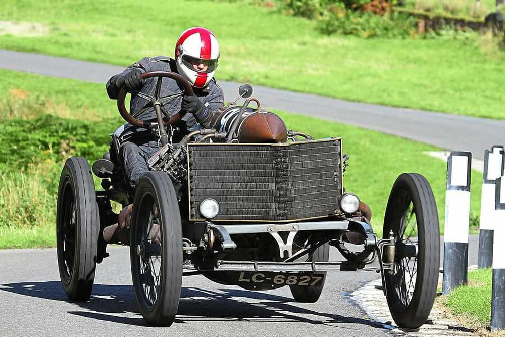 Revving up for a vintage car weekend in Shrewsbury   Shropshire Star