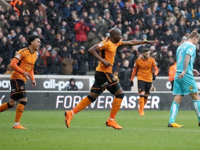 Benik Afobe: Team meeting inspired Wolves resurgence