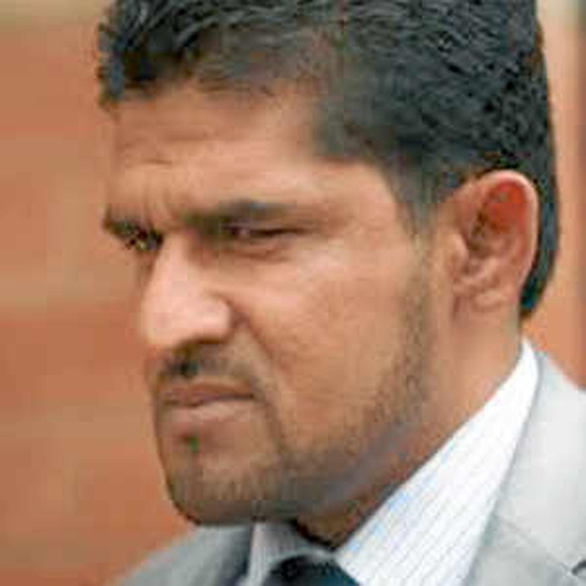Mahroof Khan, 35