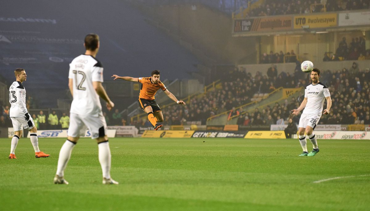 Neves' volley against Derby was a truly special moment (AMA)