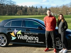 New Wellbeing Festival coming to Shrewsbury - featuring TV's Nell McAndrew and Olympic gymnast Kristian Thomas