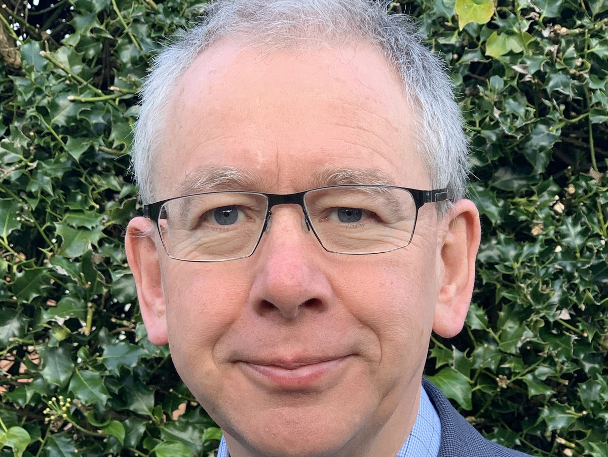 Dr John Pepper will be chair of the new CCG group