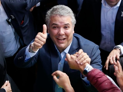 Young Conservative to become Colombia's next president