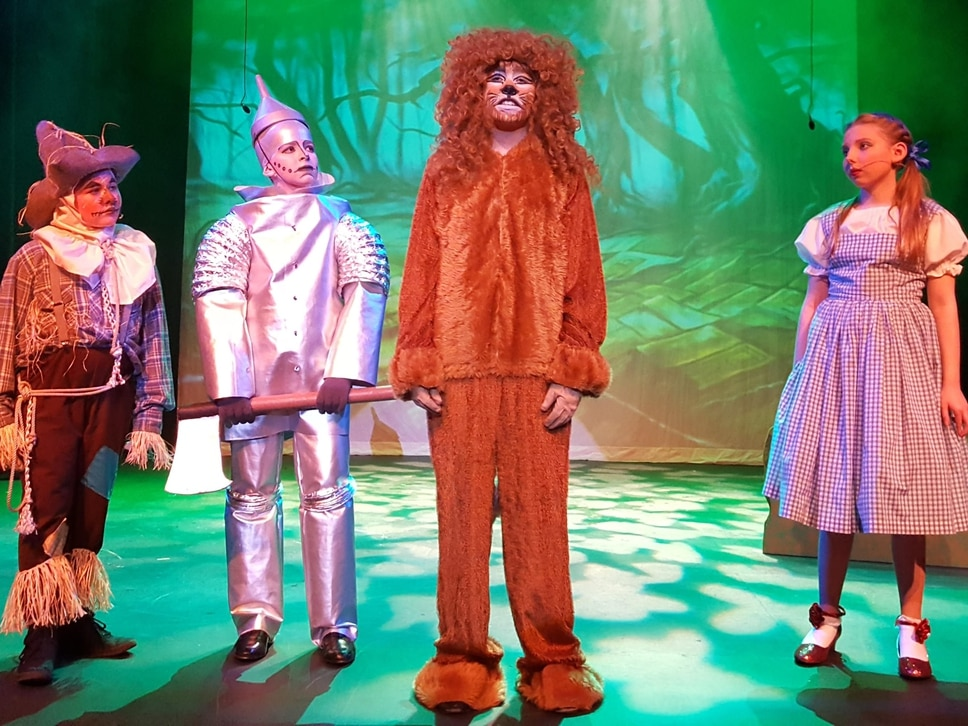 The Wizard of Oz, Market Drayton Festival Centre - review and pictures