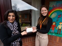 Birmingham ticketing agent partners with local hospice