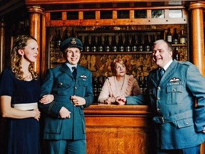 Shropshire Drama Company performance to mark RAF centenary end