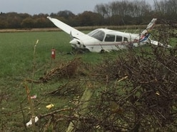 Sudden wind change caused light aircraft crash - report