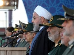 Iran tells West to leave Persian Gulf amid heightened tension