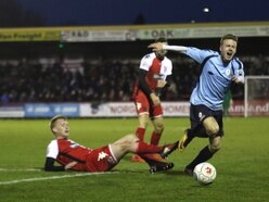 Elliot Newby confident that AFC Telford can climb table