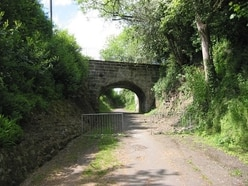Historic bridge near Telford scanned by laser in conservation project