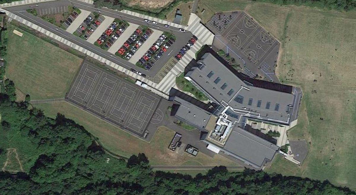 Ercall Wood Academy in Wellington. Photo: Google Maps