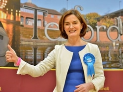 Election night as it happened: Conservatives celebrating in Shropshire and Mid Wales