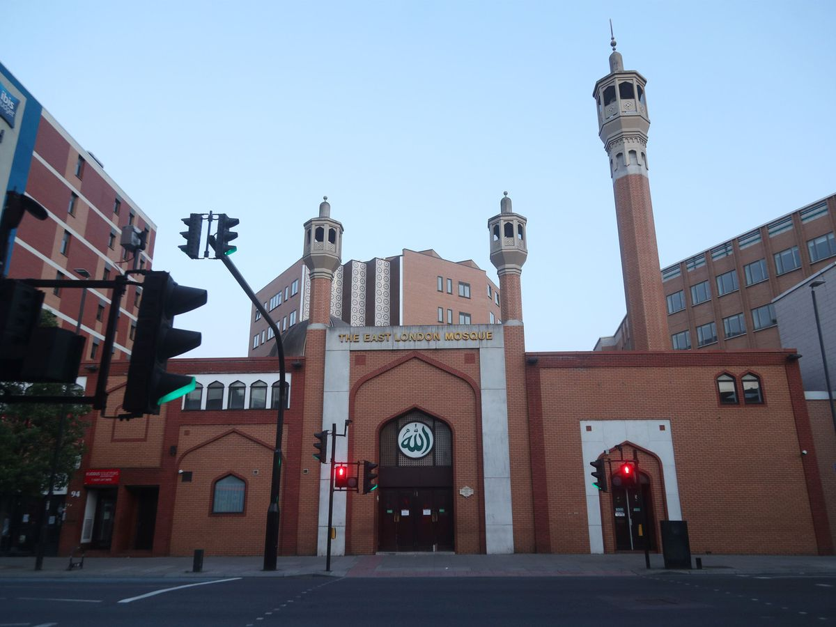 East London Mosque (PA Wire)