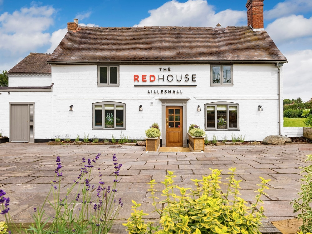 70 new jobs as The Red House, at Lilleshall, reopens as a gastro pub