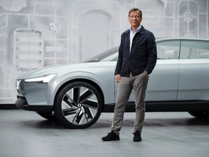 Volvo reports best six-month performance in its history