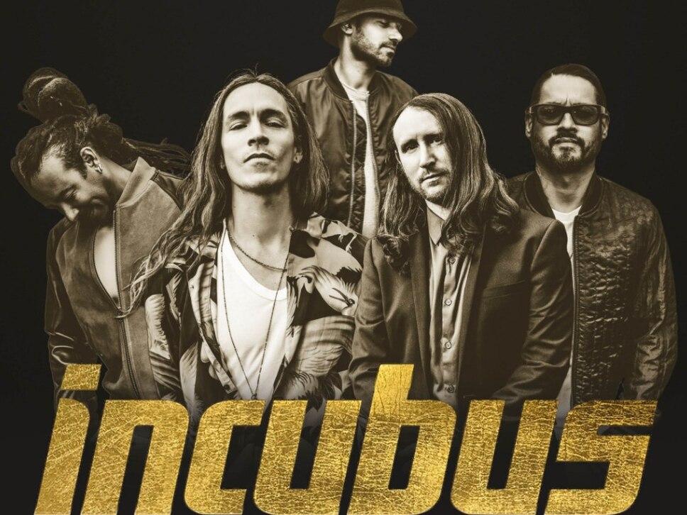 Incubus to play Birmingham