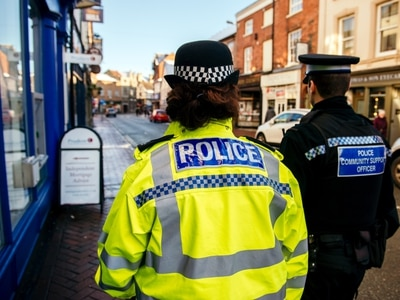 West Mercia Police levels to hit seven-year high as 214 more officers recruited