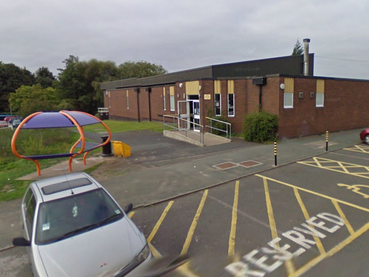 Whitchurch Swimming Centre. Pic: Google Street View