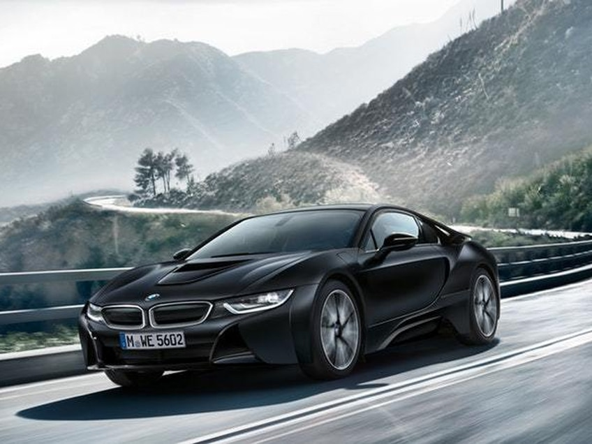 UK Drive: The BMW i8 combines futuristic looks with a cracking drive and low running costs