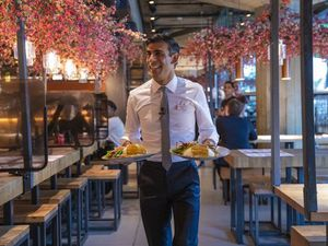 Chancellor Rishi Sunak announced government subsidies worth up to £10 for meals at pubs, restaurants and cafes
