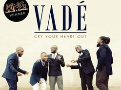 Album review: Vadé - Cry Your Heart Out