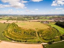 Homes plan unveiled for land near Oswestry hill fort