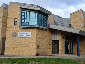 SHREWS   ALAN FOGARASY COPYRIGHT EXPRESS & STAR  14/03/19.Stock GV of the new Shrewsbury Justice Centre in Abbey Foregate.
