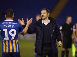 Sam Ricketts: Something special can be done at Shrewsbury