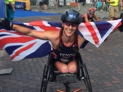 Lizzie in the fast lane for Commonwealth Games medal