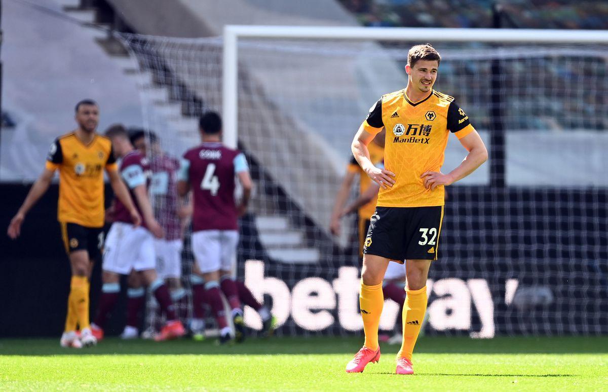 Wolverhampton Wanderers' Leander Dendoncker