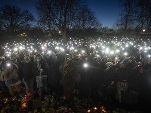 Sarah Everard vigil