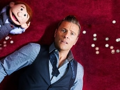 Paul Zerdin: All Mouth, Theatre Severn, Shrewsbury - review