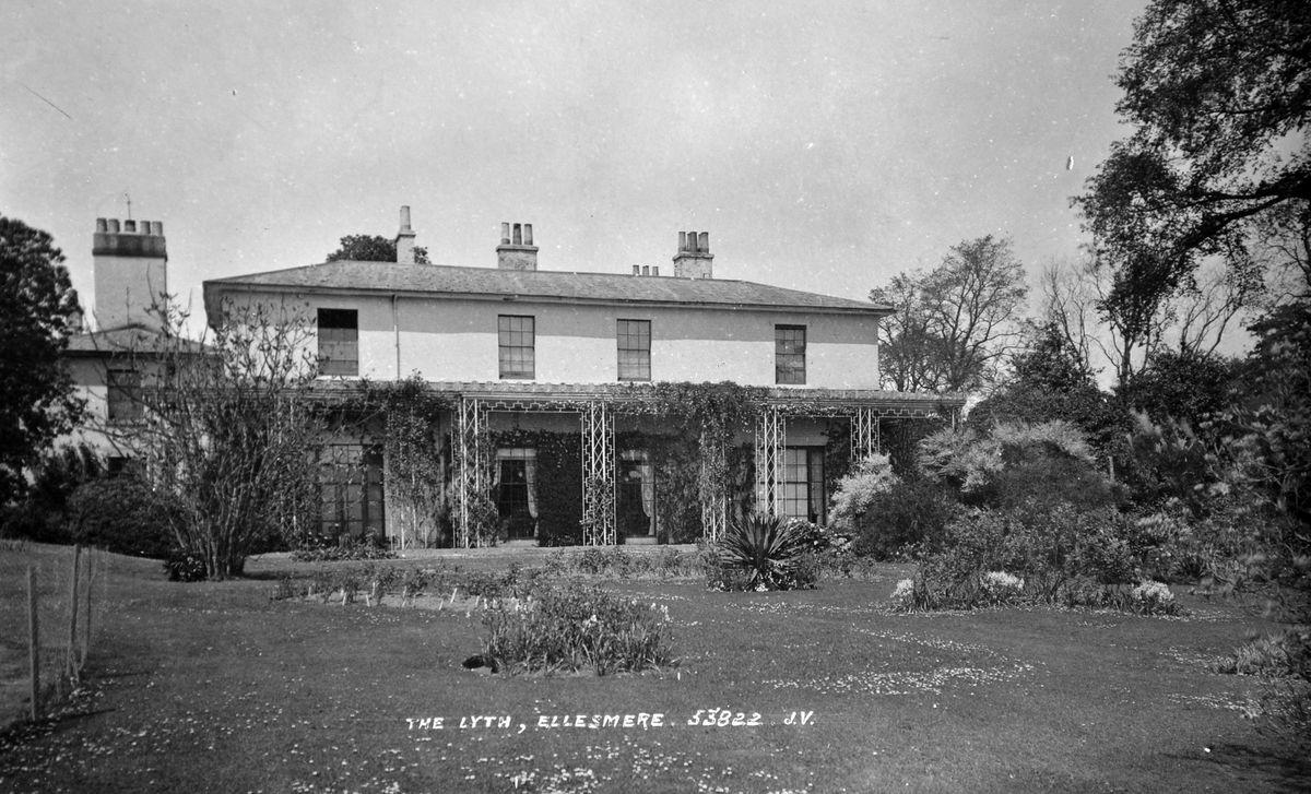 The Lyth, Ellesmere.