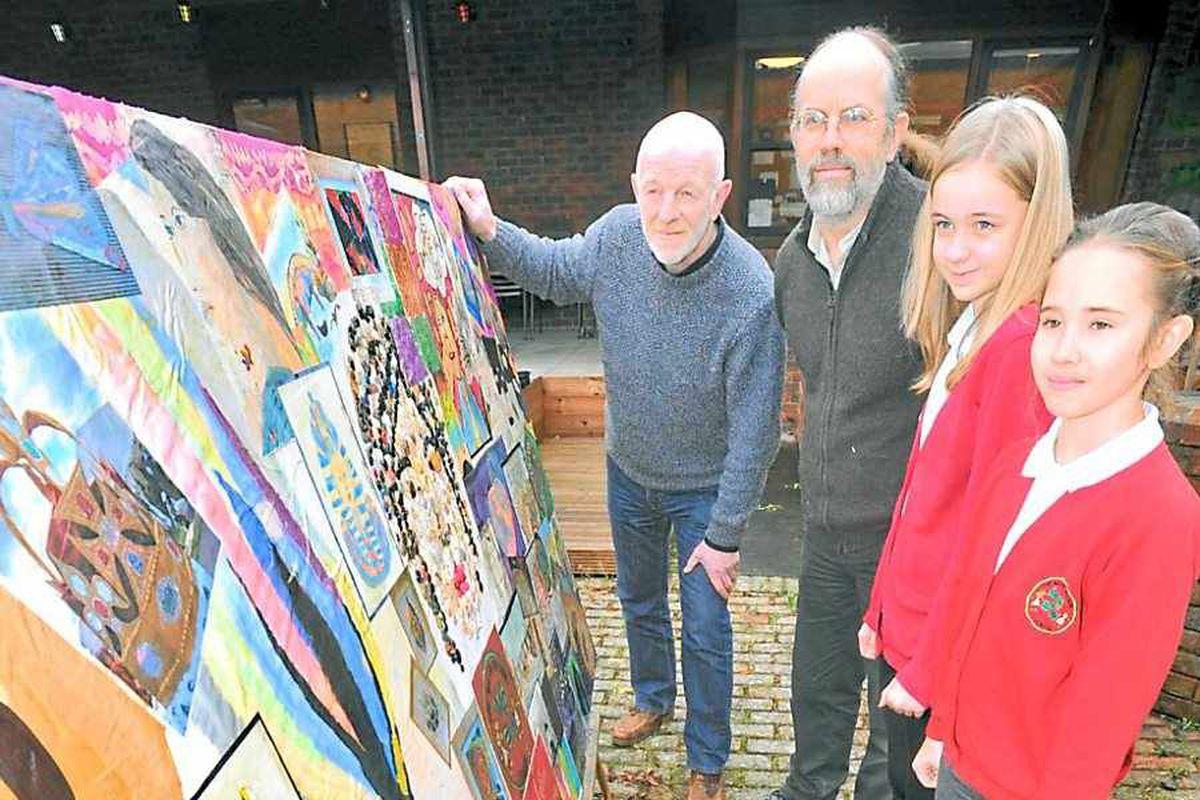 Art plan to brighten Shrewsbury Flax Mill hoardings