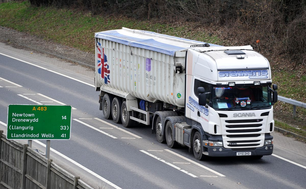 Changes could allow larger lorries to travel along the region's roads