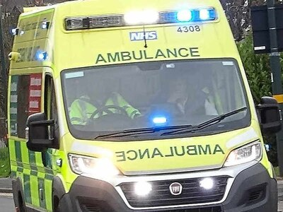 Pensioner died at second home in Shropshire after fracturing his foot