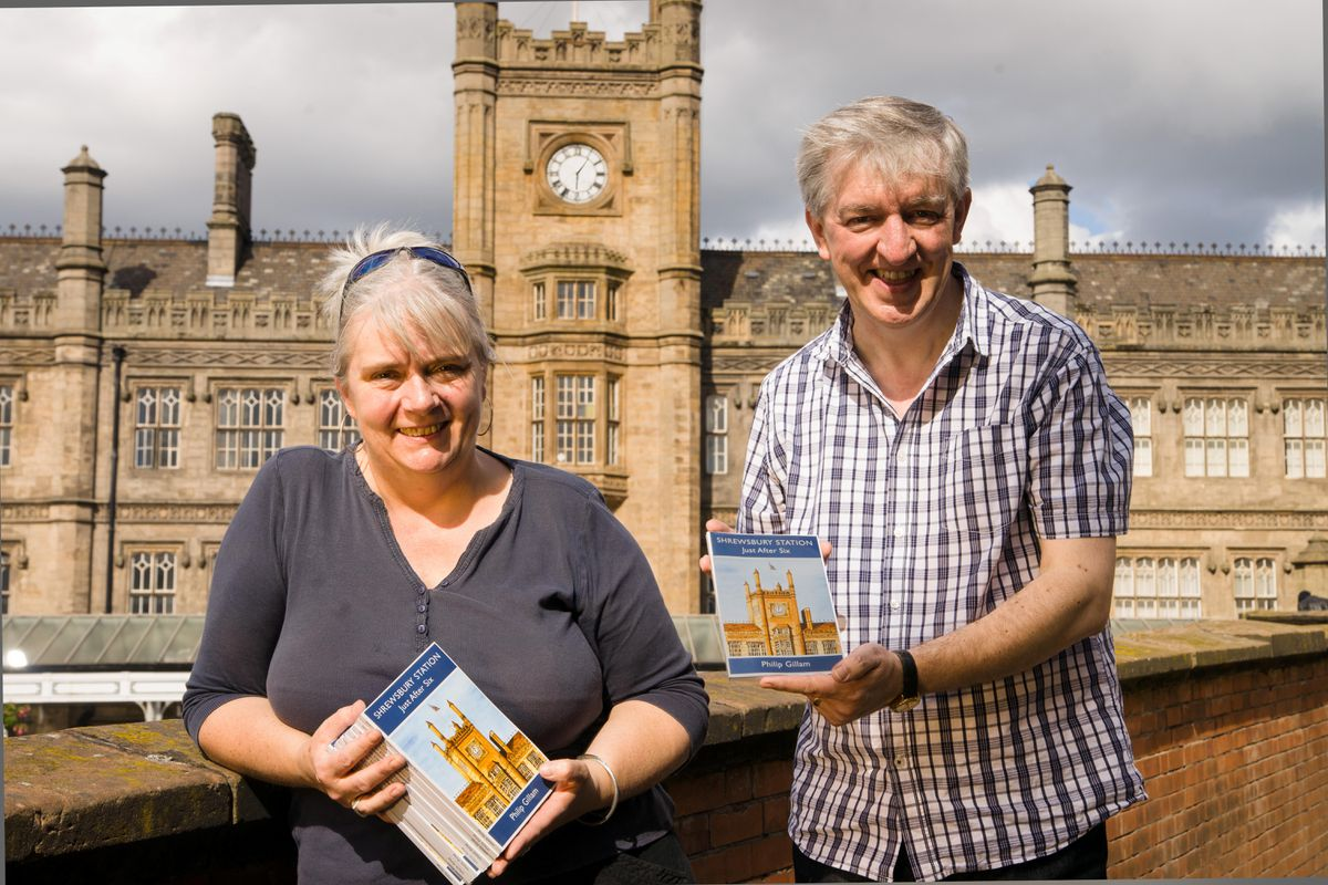 Phil Gillam and Susan Caroline