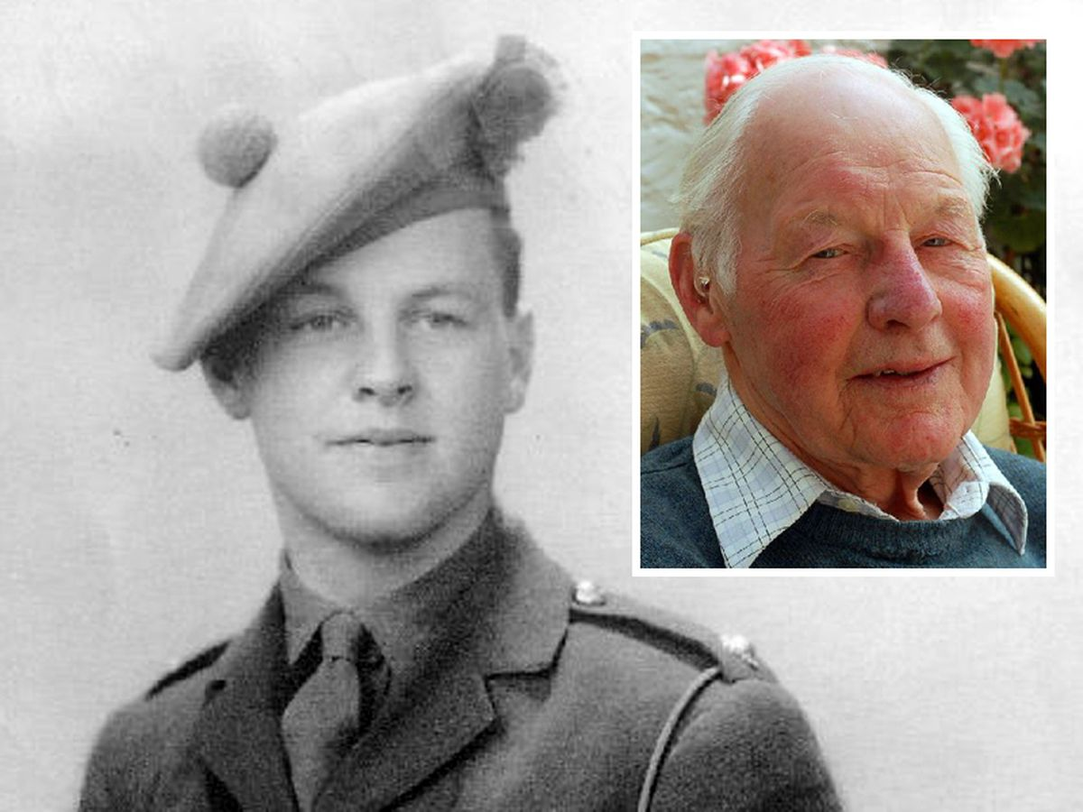 Bill Watson was a wartime hero who went on to become a founding member of Shrewsbury's Severn Hospice