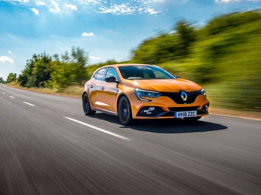 UK Drive: Renault's new Megane R.S. brings added agility to the hot-hatch segment