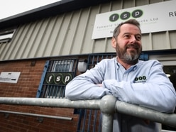 Back to business with record sales for manufacturer