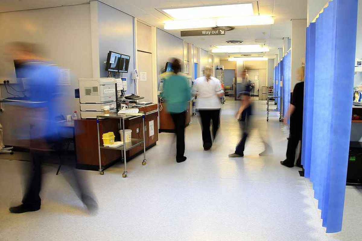 American experts to lead improvements at Shropshire hospitals
