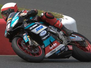 Dawson has won eight straight races at Mallory Park. Picture: Steve Snelling