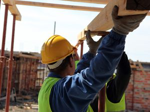A total of 63 homes will be built