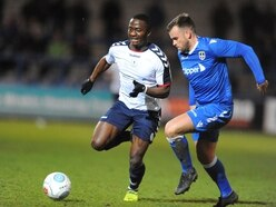 Telford 1 Guiseley 1 - Report and pictures