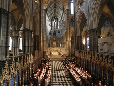 Westminster Abbey reopens to visitors this weekend